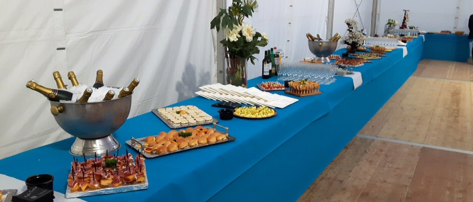 buffet cocktail pour particuliers Angles Traiteur Toulouse